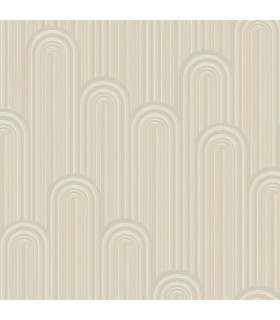CA1544 - Deco Wallpaper by Antonina Vella-Speakeasy