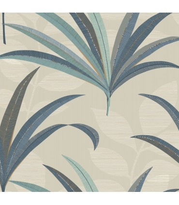 CA1552 - Deco Wallpaper by Antonina Vella-El Morocco Palm