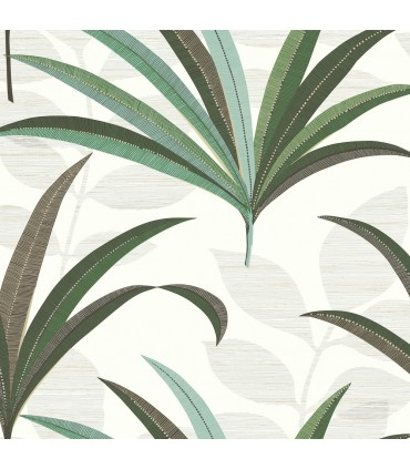 CA1553 - Deco Wallpaper by Antonina Vella-El Morocco Palm