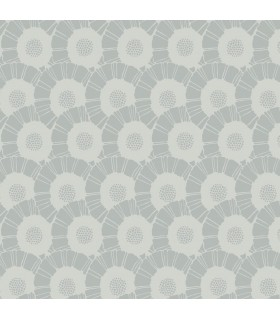 CA1558 - Deco Wallpaper by Antonina Vella-Coco Bloom