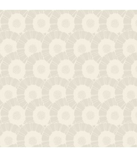 CA1556 - Deco Wallpaper by Antonina Vella-Coco Bloom