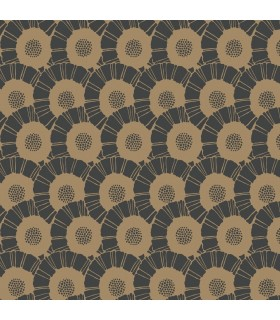 CA1559 - Deco Wallpaper by Antonina Vella-Coco Bloom