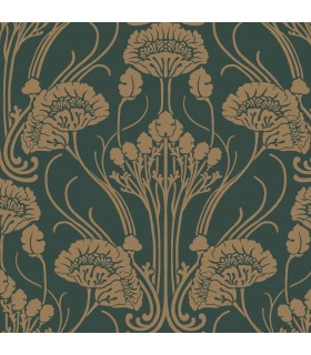 CA1566 - Deco Wallpaper by Antonina Vella-Nouveau Damask