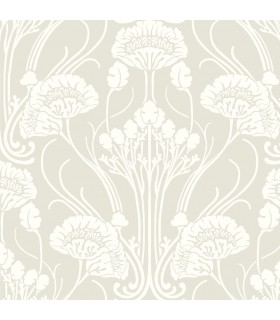 CA1568 - Deco Wallpaper by Antonina Vella-Nouveau Damask