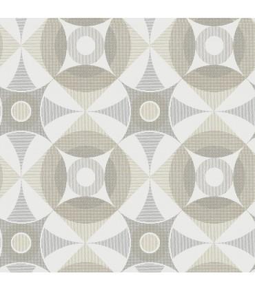 2821-25134 - Folklore Wallpaper by A Street Prints - Ellis Geometric