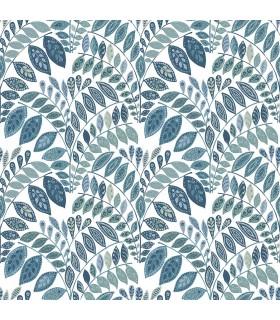 2821-25144 - Folklore Wallpaper by A Street Prints - Fiddlehead Botanical