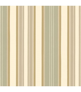SD25661 - Stripes & Damasks 3 by Norwall