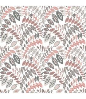 2821-25141 - Folklore Wallpaper by A Street Prints - Fiddlehead Botanical