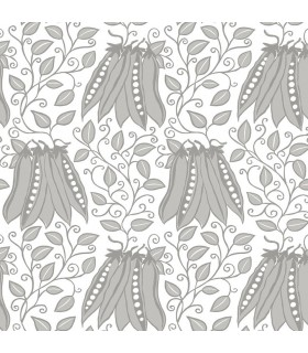 2821-25119 - Folklore Wallpaper by A Street Prints - Peas In A Pod Garden