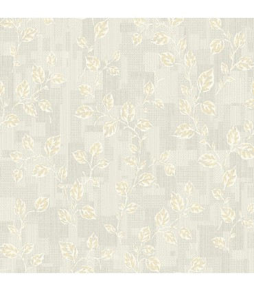 2813-SA1-1034 - Kitchen by Advantage Wallpaper-Child Leaf Patchwork