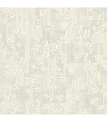 2813-SA1-1034 - Kitchen by Advantage Wallpaper-Child Leaf Patchwork