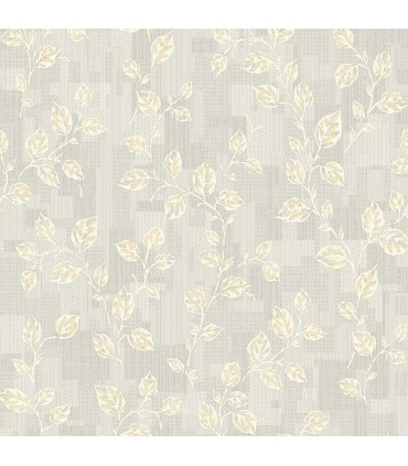 2813-SA1-1033 - Kitchen by Advantage Wallpaper-Child Leaf Patchwork