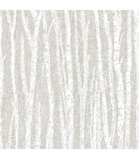 2813-24579 - Kitchen by Advantage Wallpaper-Flay Birch Tree