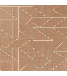 2813-M1382 - Kitchen by Advantage Wallpaper-Ina Geometric