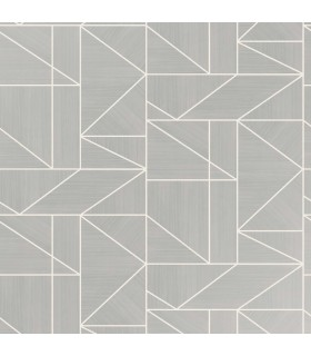 2813-M1381 - Kitchen by Advantage Wallpaper-Ina Geometric