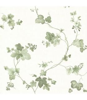 2813-24984 - Kitchen by Advantage Wallpaper-Symon Leaf Trail