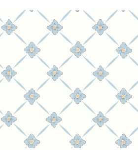 2827-4506 - In Bloom Wallpaper by Borastapeter-Linne Geometric Floral