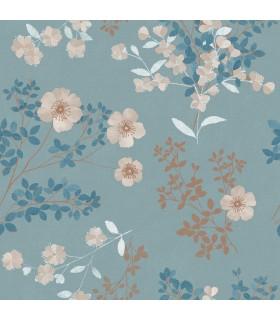 2827-7232 - In Bloom Wallpaper by Borastapeter-Prairie Rose Floral