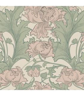 2827-4539 - In Bloom Wallpaper by Borastapeter-Siri Floral