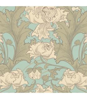 2827-4538 - In Bloom Wallpaper by Borastapeter-Siri Floral