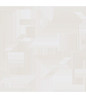 SR1533 - Stripes Resource Library Wallpaper-All Lined Up