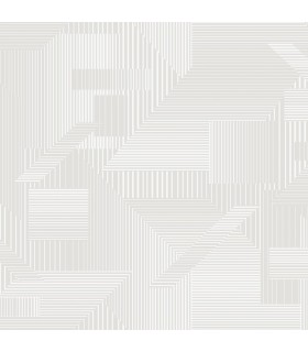 SR1534 - Stripes Resource Library Wallpaper-All Lined Up