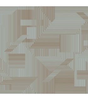 SR1535 - Stripes Resource Library Wallpaper-All Lined Up