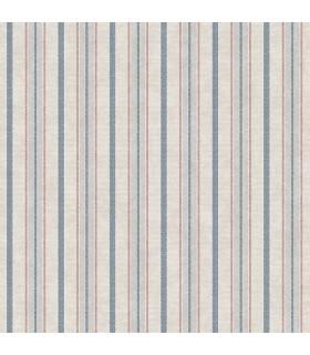 SR1553 - Stripes Resource Library Wallpaper-Shirting Stripe