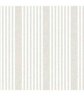 SR1581 - Stripes Resource Library Wallpaper-French Linen Stripe