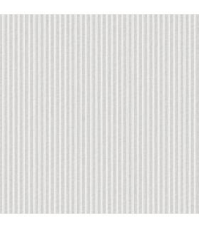 SR1591 - Stripes Resource Library Wallpaper-New Ticking Stripe