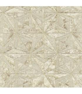 2835-C88618 - Advantage Deluxe Wallpaper-Los Cabos Geometric Marble