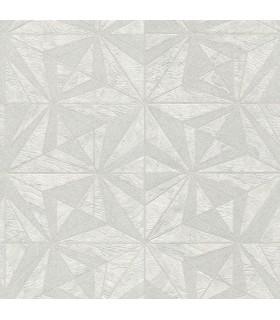 2835-C88621 - Advantage Deluxe Wallpaper-Los Cabos Geometric Marble