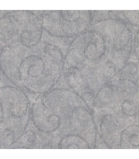 2830-2736 - Cortina 4 Wallpaper by Warner Textures-Sansa Plaster Scroll
