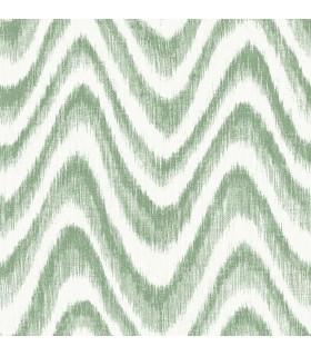 2901-25406 - Perennial Wallpaper by A Street-Bargello Faux Grasscloth Wave