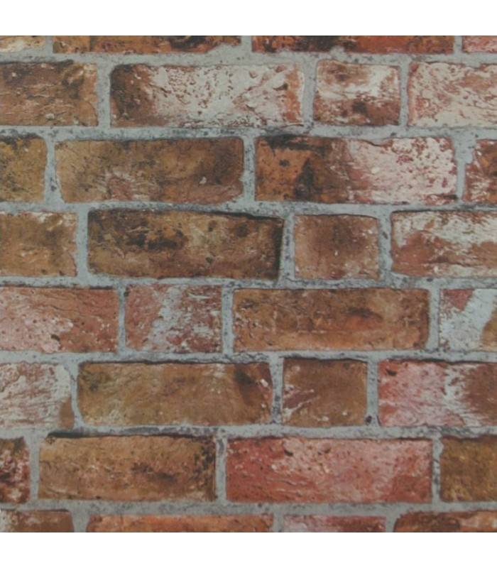 HE1046 BRICK WALLPAPER