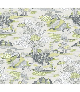 2901-87508 - Perennial Wallpaper by A Street-Joy De Vie Toile