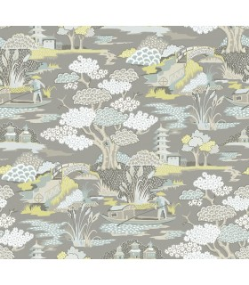 2901-87511 - Perennial Wallpaper by A Street-Joy De Vie Toile