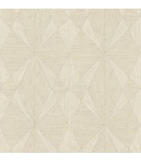 2908-25332 - Alchemy Wallpaper by A Street-Intrinsic Geometric Wood