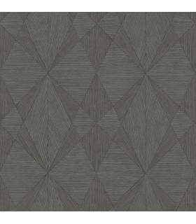 2908-25334 - Alchemy Wallpaper by A Street-Intrinsic Geometric Wood