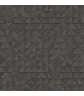 2908-25326 - Alchemy Wallpaper by A Street-Gallerie Geometric Wood