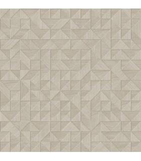 2908-25329 - Alchemy Wallpaper by A Street-Gallerie Geometric Wood