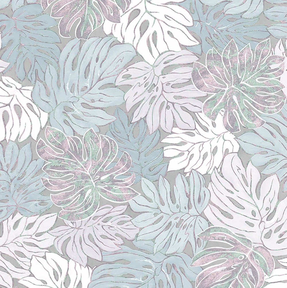 MG30435-Marburg Wallpaper by Brewster-Cedar Botanical