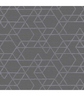 MG30822-Marburg Wallpaper by Brewster-Montego Geometric