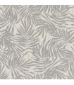 MG31320-Marburg Wallpaper by Brewster-La Veneziana Leaf