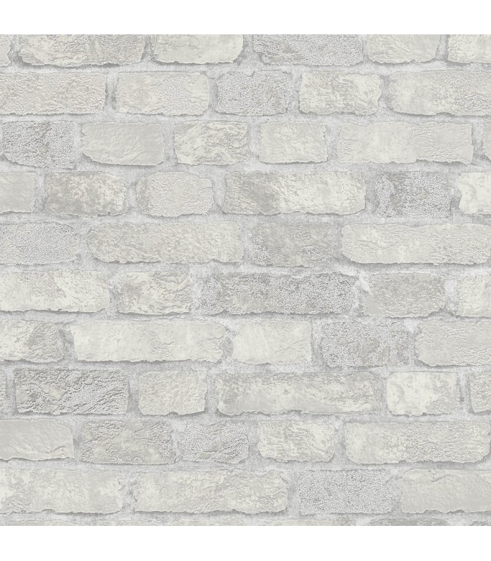 MG58411-Marburg Wallpaper by Brewster-Granulat Brick