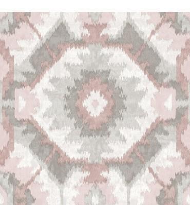 2902-25550 - Theory Wallpaper by A Street-Kazac Shibori Geometric