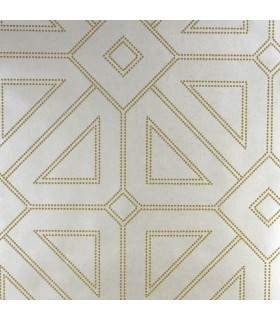 2902-87335 - Theory Wallpaper by A Street-Voltaire Beaded Geometric