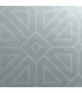 2902-87334 - Theory Wallpaper by A Street-Voltaire Beaded Geometric
