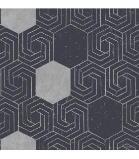 2902-25547 - Theory Wallpaper by A Street-Momentum Geometric