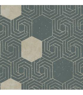 2902-25545 - Theory Wallpaper by A Street-Momentum Geometric